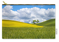 Palouse Highlights Carry-all Pouch by Patricia Davidson