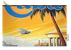 Pan Am Cuba  Carry-all Pouch