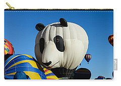 Panda Balloon Carry-all Pouch