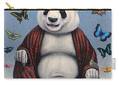 Panda Buddha Carry-all Pouch