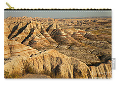 Panorama Point Badlands National Park Carry-all Pouch