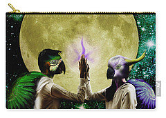 Papagena And Papageno Carry-all Pouch