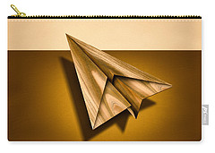 Paper Airplanes Of Wood 1 Carry-all Pouch