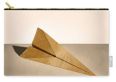 Paper Airplanes Of Wood 15 Carry-all Pouch