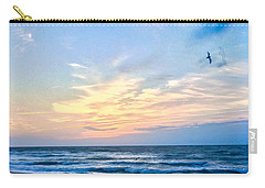Paraclete At Sunrise  Carry-all Pouch
