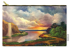 Paradise And Beyond Carry-all Pouch