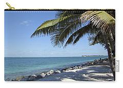 Paradise - Key West Florida Carry-all Pouch by Bob Slitzan