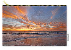 Carry-all Pouch featuring the photograph Paradise Found by HH Photography of Florida