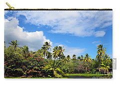 Paradise Lagoon Carry-all Pouch