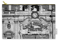 Paradise Movie Theatre Carry-all Pouch