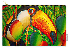 Paradise Toucan Carry-all Pouch