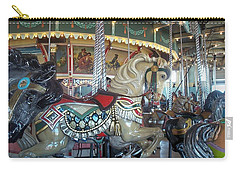 Paragon Carousel Nantasket Beach Carry-all Pouch