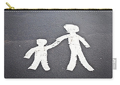 Parent And Child Marking Carry-all Pouch