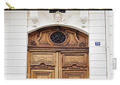 Paris Door - No. 30 - Paris Photography Carry-all Pouch