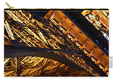 Paris Las Vegas Eiffel Tower Carry-all Pouch