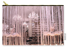 Paris Repetto Ballerina Tutu Shop - Paris Ballerina Dresses Window Display  Carry-all Pouch