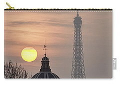 Paris Sunset I Carry-all Pouch