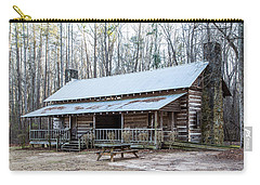 Park Ranger Cabin Carry-all Pouch