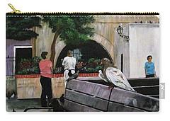 Parque De Palomas Carry-all Pouch