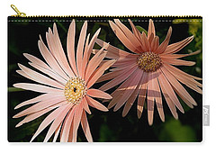 Carry-all Pouch featuring the photograph Party Girls by Wallaroo Images
