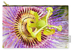 Passiflora The Passion Flower Carry-all Pouch