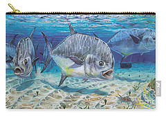 Passing Through In009 Carry-all Pouch