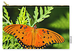 Passion Butterfly Carry-all Pouch