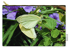 Passion Of The Butterflies Carry-all Pouch