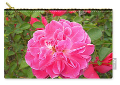 Passionate Pink Springtime Carry-all Pouch