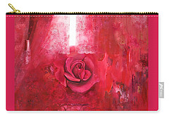 Passionately - Original Art For Home And Office Carry-all Pouch