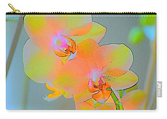 Pastel Orchids Carry-all Pouch