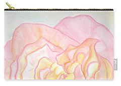 Pastel Pink Carry-all Pouch