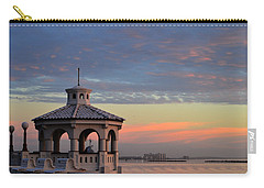 Pastel Sky Carry-all Pouch by Leticia Latocki