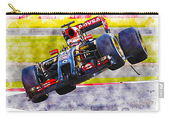 Pastor Maldonado Carry-all Pouch