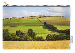 Pastoral Scene Carry-all Pouch