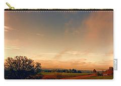 Pastureland Carry-all Pouch by Don Schwartz