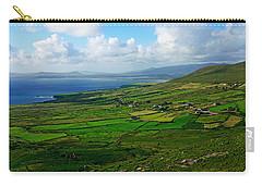 Patchwork Landscape Carry-all Pouch