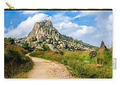 Path Into The Hills Carry-all Pouch