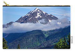 Path Through Alaska Carry-all Pouch by Jennifer White