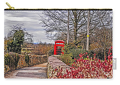 Path Through The Cotswolds Carry-all Pouch