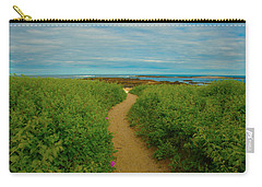 Path To Blue Carry-all Pouch