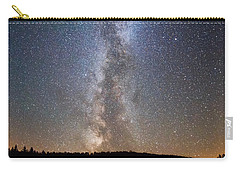 Path To Our Galaxy   Carry-all Pouch by Michael Ver Sprill