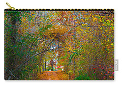 Path To The Fairies Carry-all Pouch