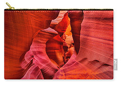 Carry-all Pouch featuring the photograph Pathway To Beauty by Greg Norrell