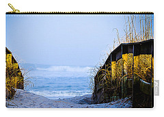 Pathway To Happiness Carry-all Pouch by Mary Ward