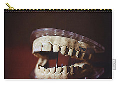 Carry-all Pouch featuring the photograph Patient 910 by Trish Mistric