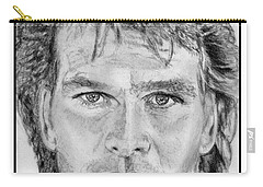 Patrick Swayze In 1989 Carry-all Pouch