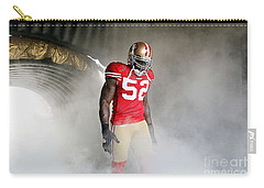 Patrick Willis Carry-all Pouch