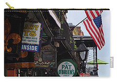 Patriotic Pat Obriens Carry-all Pouch