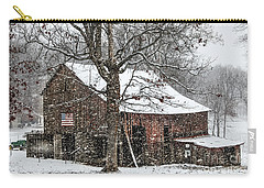 Patriotic Tobacco Barn Carry-all Pouch